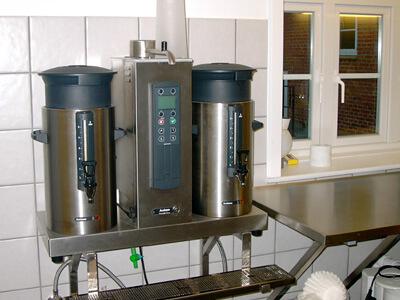 Kaffemaskinen